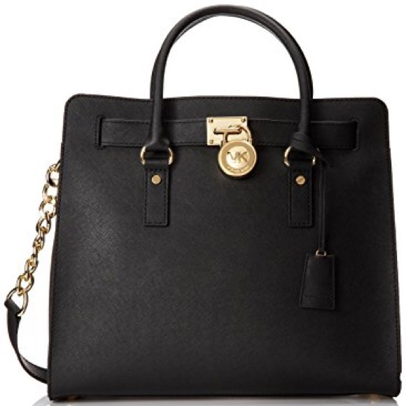 Michael Kors Handbags - Michael Kors Hamilton Large Shoulder Bag